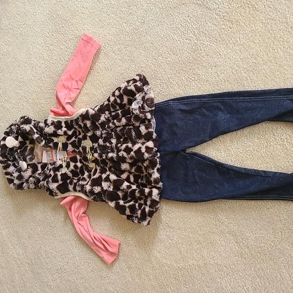 5t little lass outfit